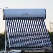 Система водонагревательная со встроенным баком 200 л и тепловыми трубками