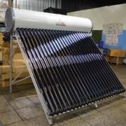 Система водонагревательная со встроенным баком 250 л и тепловыми трубками
