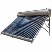Система водонагревательная со встроенным баком 300 л и тепловыми трубками