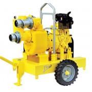 Дизельная установка водопонижения Varisco DUO JD6-250 G10 FVM06 V10