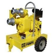 Дизельная установка водопонижения Varisco DUO 4D/J4-250W TWGMVM+HT VARISCO